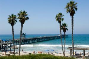 Пляжный отдых в Калифорнии