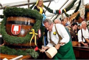 Фестиваль пива в Эссене