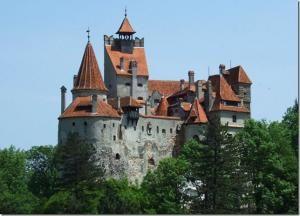 Замок дракулы,Румыния