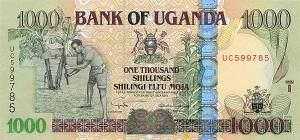 Угандийский шиллинг