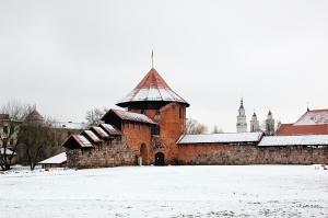 Замок Перкунаса