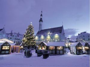 Сказочное Рождество в Таллине