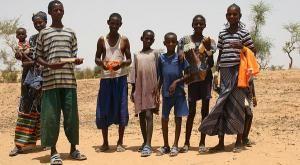 Местные жители Нигера