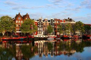 Прекрасный город Гаага