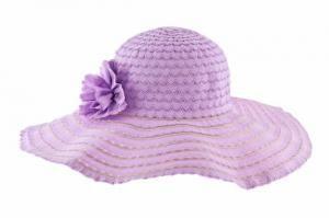 Летняя шляпка