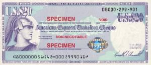 Туристический чек
