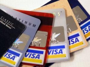 Международная карт VISA
