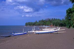 Пляж Ловина