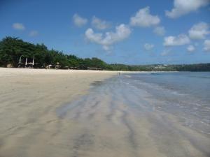 Пляж на Джимбаране