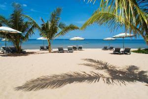 Белоснежный пляж Фантхиет
