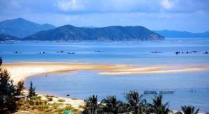 Пляж Тхиен Кам