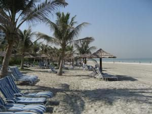 Пляж в Аджмане