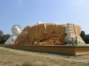 Будда в храме Чаутхачжи