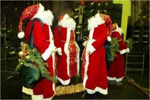 Санта Клаусы