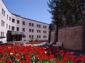 Отель Цахкадзор