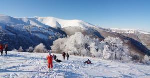 Боржавские горные долины