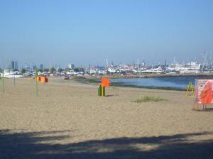 Пляж Пирита