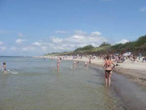 Пляж Нида
