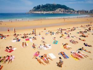 Пляж я Конча