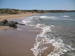 Черепаховый пляж