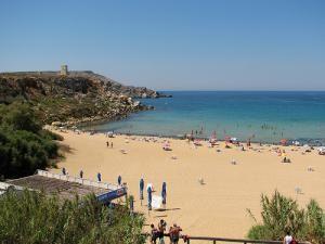 Пляж Golden Bay
