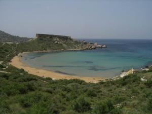 Пляж Ghadira Bay