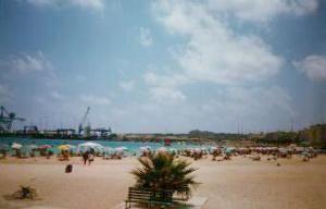 Пляж Прити Бэй