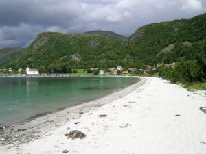 Пляж Seljesanden