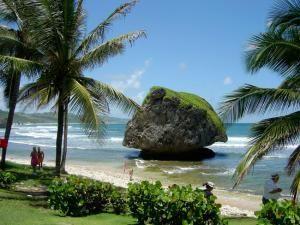 Пляж Барбадоса