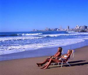 Пляж Мар Дель Плата
