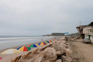Пляж Montanita