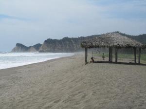 Пляж Пуэбло