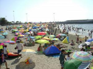 Пляж Balneario