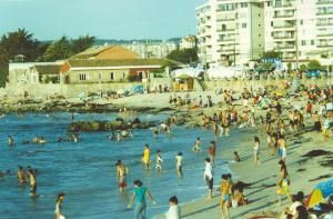 Пляж Algarrobo