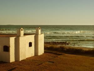 Пляж Пунта-дель-Дьябло
