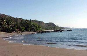 Пляж Монтесума