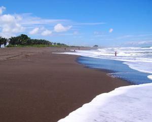 Пляж Tortuguero