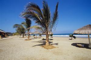 Пляж Пунта-Сал