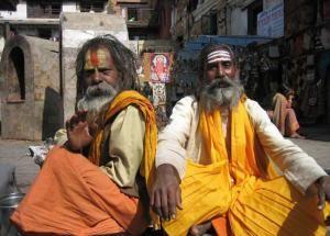 Жители Непала