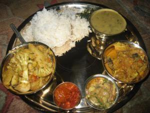 Традиционный обед