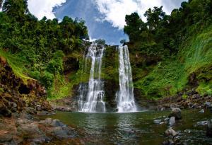 Водопад Таат Фанг