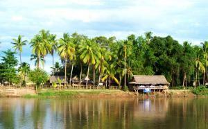 Остров Кхонг