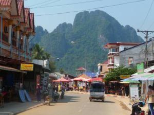 Улица Вангвьенга