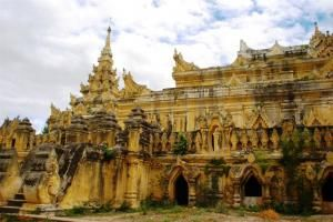 Монастырь Маха Аунме Бонзан