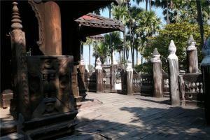 Монастырь Багайя