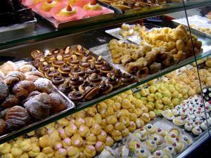 Римские сладости