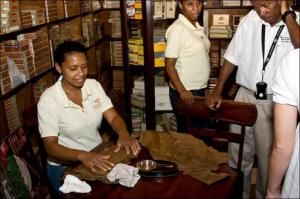 Производство сигар