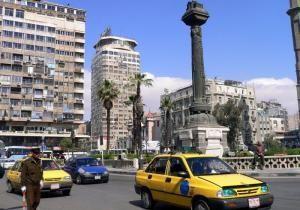 Современный Дамаск