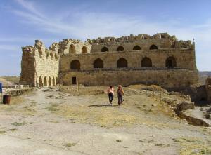Крепость Эль-Карак