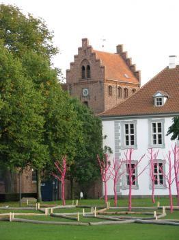 Музей под открытым небом Фюнская деревня